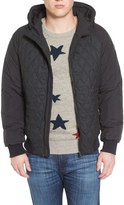 Scotch & Soda Men's Quilted Puffer Jacket