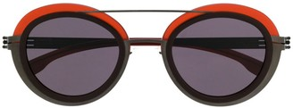 Ic! Berlin Cancan sunglasses