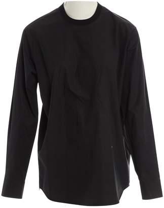DSQUARED2 Black Cotton Shirts