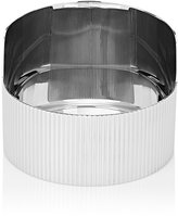 Georg Jensen Urkiola Bowl & Bottle Coaster-SILVER