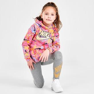 Nike Girls' Little Kids' Playground Leggings