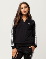 adidas Half Zip Womens Sweatshirt