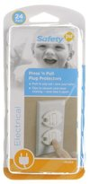 Safety 1st Press 'n Pull Plug Protectors by