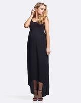 Soon Sia Maternity Maxi Dress
