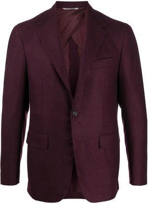 Canali Tailored Wool Blazer