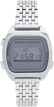 Rebecca Minkoff Digital Bracelet Watch, 34mm