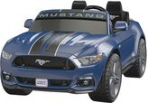 Fisher-Price Power Wheels Smart Drive Ford Mustang by