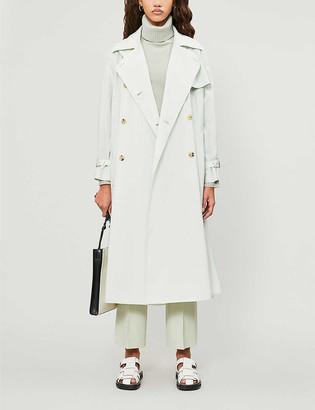 Max Mara Falster cotton-blend trench coat