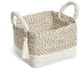 Marks and Spencer Raffia + Seagrass Small Storage Basket