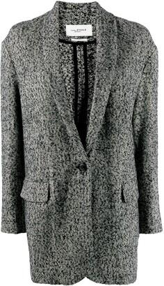 Etoile Isabel Marant Oversized Textured Blazer