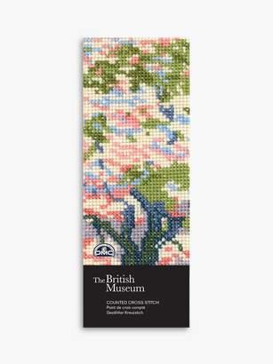 DMC Cherry Blossom Bookmark Cross Stitch Kit