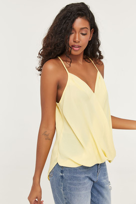 Ardene Wrapped High-Low Tank Top