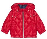 Gucci Baby's Quilted Long Sleeve Jacket