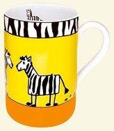 Konitz Caunitz Animal Stories Zebra mug 111 003 0627 (japan import)
