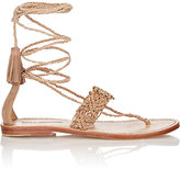 Ulla Johnson Women's Javi Lace-Up Sandals