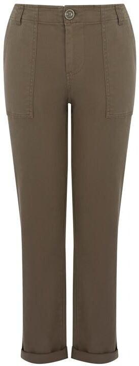 Oasis Chino Utility Trouser