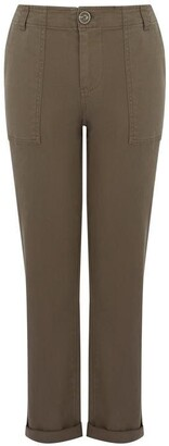 Oasis Chino Utility Trouser