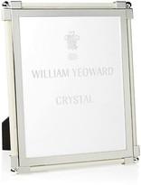 """William Yeoward Photo Frame Leather - Shagreen White - 8x10"""""""