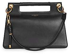 Givenchy Women's Medium Whip Leather Top Handle Bag