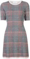 Sonia Rykiel knitted check dress