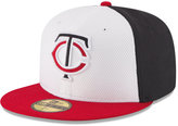 New Era Kids' Minnesota Twins Diamond Era 59FIFTY Cap