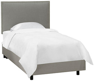 One Kings Lane Loren Kids' Bed - Gray - Twin