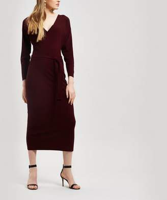 Paloma Wool Betancor Drop Shoulder Midi-Dress