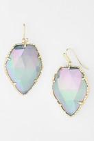 Kendra Scott &Corley& Faceted Stone Drop Earrings