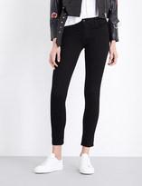 J Brand Skinny mid-rise jeans