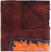 Avant Toi printed scarf - women - Silk/Cashmere - One Size