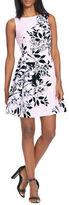 Lauren Ralph Lauren Floral Sateen Dress