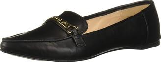 Zigi Women's ADITHYA Loafer Flat Black 10 Medium US