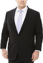 Claiborne Grid Suit Jackets - Big & Tall