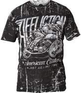 Affliction Hell Racer Reversible Short Sleeve T-Shirt (XXXL)