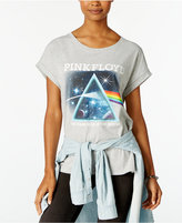 Hybrid Juniors' Pink Floyd Graphic T-Shirt