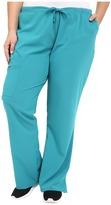 Jockey Plus Size Front Drawstring Pants