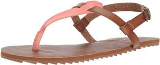 Volcom Women's Maya Gladiator Sandal Flat