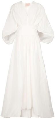Roksanda Bridal Tela cotton and silk taffeta maxi dress