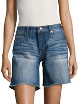 True Religion Emma Mid-Rise Shorts
