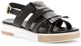 Pajar Toledo Fringe Platform Sandal