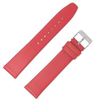 Dakota Quartz Watch with Calfskin Leather Strap