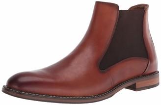 Stacy Adams mens Fabian Plain Toe Chelsea Boot