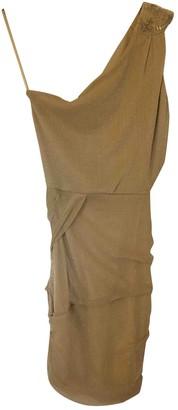 ASOS Gold Dress for Women