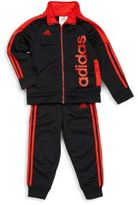 adidas Baby's Two-Piece Jacket & Pants Set