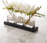 John-Richard Collection John Richard Collection Water Lilies Faux-Floral Arrangement