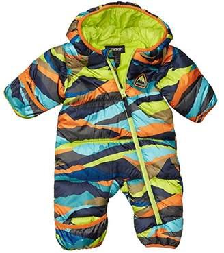 Burton Minishred Buddy Bunting (Infant) (Summit Stripe) Boy's Jumpsuit & Rompers One Piece