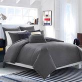 Nautica Seaward Twill Twin Comforter & Sham Set