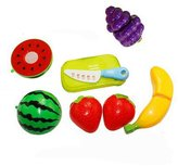 Baby Educational Toys, HaiHui Kid 6PC Cutting Fruit Vegetable Pretend Play Set
