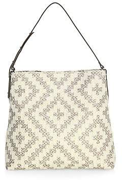 Eric Javits Women's Squishee Up Woven Tote Bag