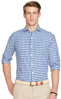 Polo Ralph Lauren Gingham Cotton-Linen Shirt